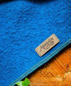 Hundehalstuch - Bandana blau nah
